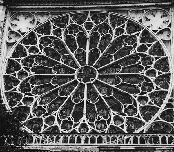 Architecture close up.