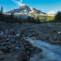 Weekly Photo Challenge: Mt. Rainier Horizions.