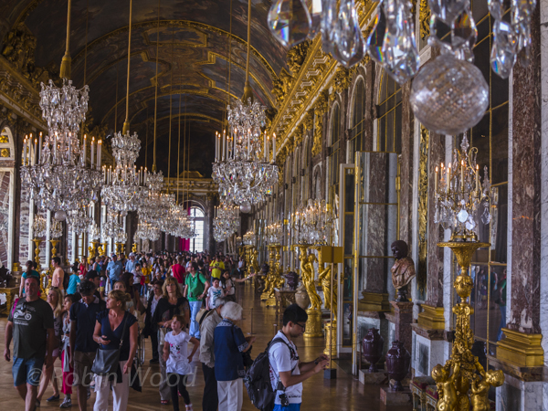 Versailles, France.